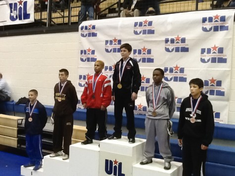 'Roth' His Weight in Gold, First AHS Wrestling State Champion