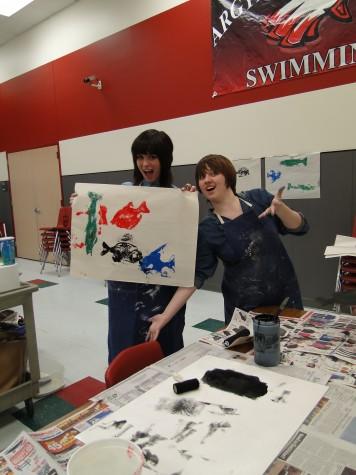 Art Honor Society Art Night