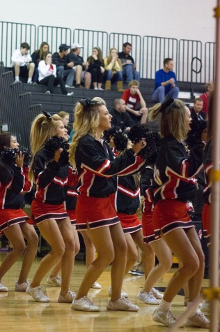 Cheer Tryouts March 8