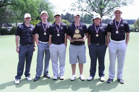 Boys Golf 2013 Region Champions