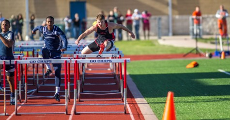Girls, Boys Finish Strong at District Track