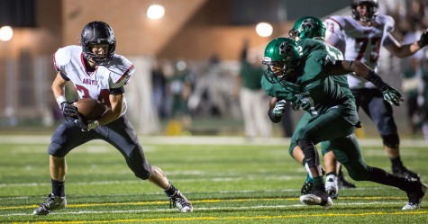 The Streak Continues: Eagles Defeat Kennedale 45-7