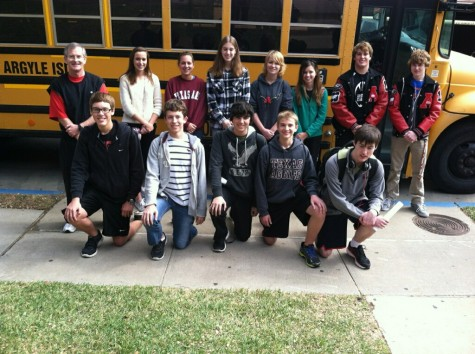 Math, Science UIL Places First Overall Saturday