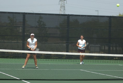 Tennis Team Travels to Wichita Falls