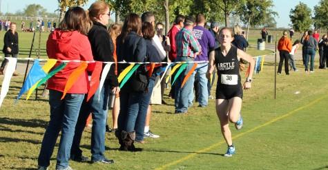 Cross Country Freshman, Laina Sorensen to Compete in State Meet