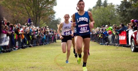 Freshman Laina Sorensen Wins 3rd at Cross Country State Championships