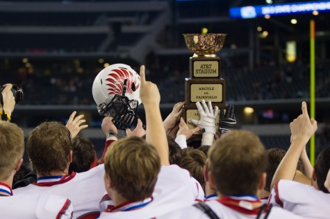 Eagles, State Champions 2013