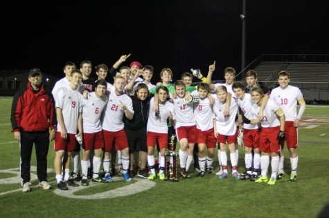Varsity Soccer Triumphs Over Weekend Tournaments