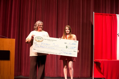 Students Win Scholarships for Bond Essays