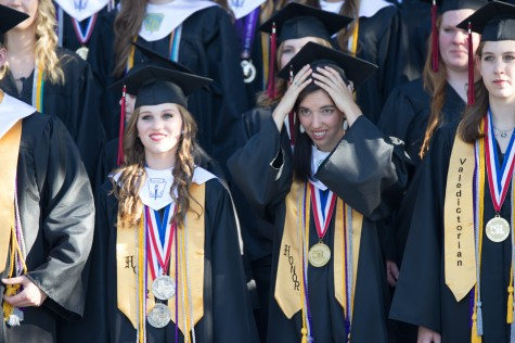 Class of 2014 Graduates Ready for Next Phase of Life