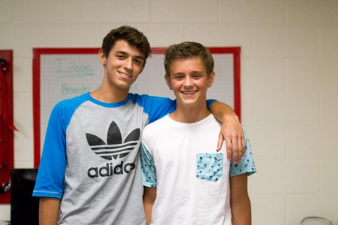 Nomadic Brothers Find 'Best School on Earth'