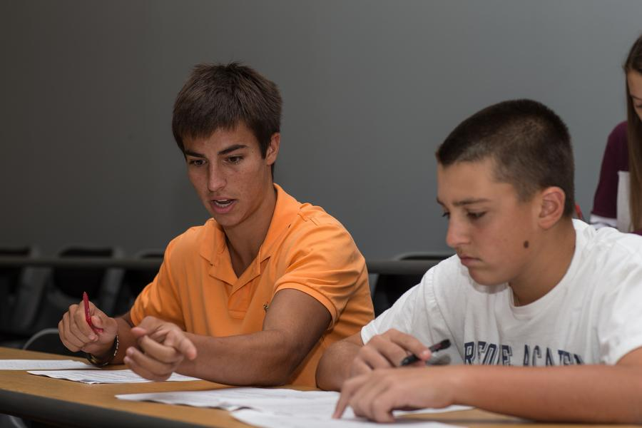 Students Prepare for Upcoming PSAT