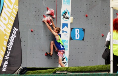 'Top of the World' Students to Compete in Rock Climbing Pan American Championship