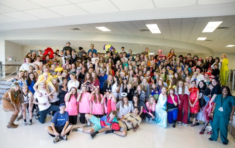 Halloween Tradition Coincides with Red-Ribbon Week