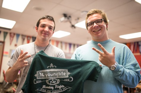 Young Life Brings Excitement To Students' Monday Night