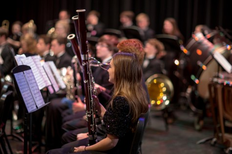 Band Performs Annual Winter Concert