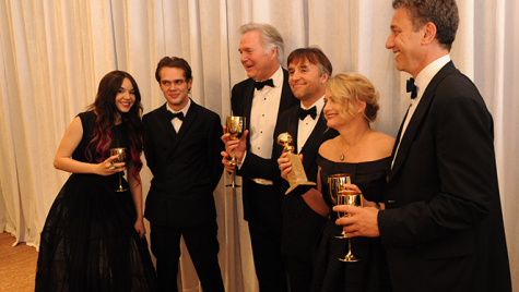 Review: The 72nd Golden Globes