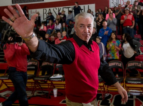 Coach Townsend Extends Career Wins to 1,000 with Girl's Basketball Win over Sanger