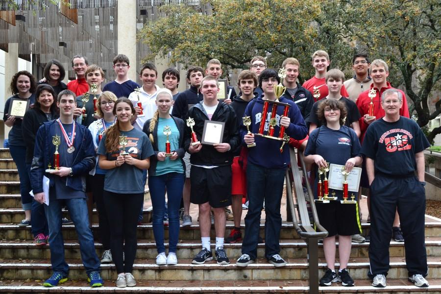 UIL Math and Science Team Win at TMSCA State Competition