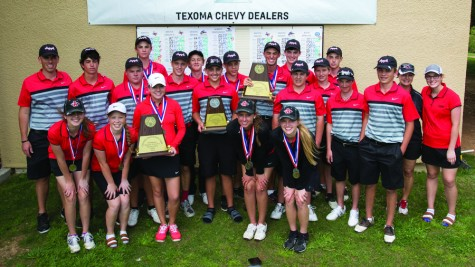Boys and Girls Golf Headed to State