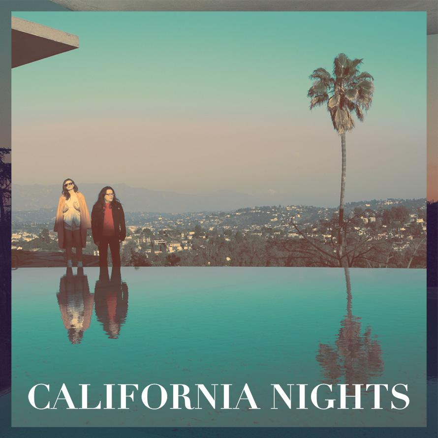 Best Coast Releases Long-Anticipated, Major Label Debut: California Nights
