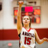 Girls basketball vs Aubrey at Argyle High School in Argyle, Texas on Jan. 9, 2015. (Caleb Miles / The Talon News)