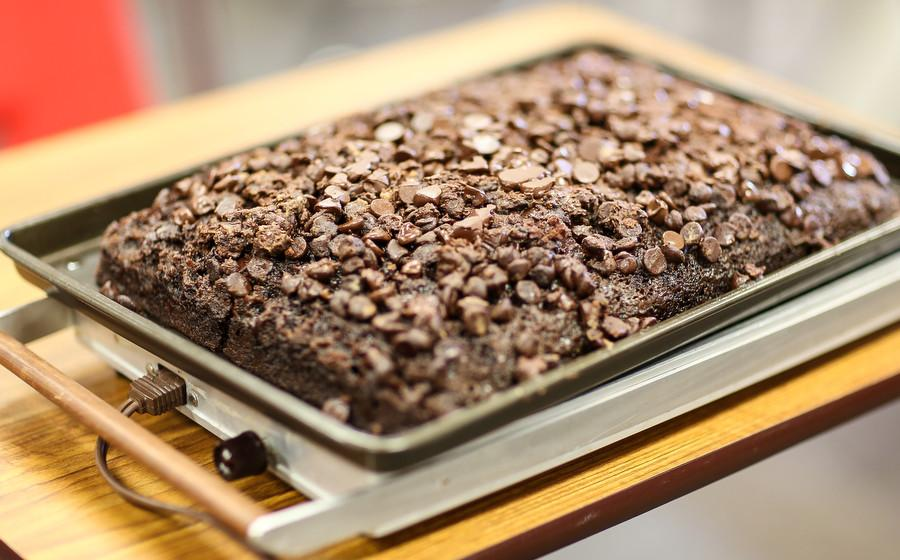 Chocolate Chip Upside Down Cake is 'To Die For'