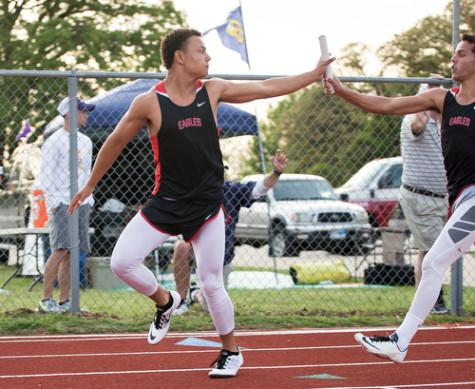 State Track Runner Erik Ramon Recounts His Success