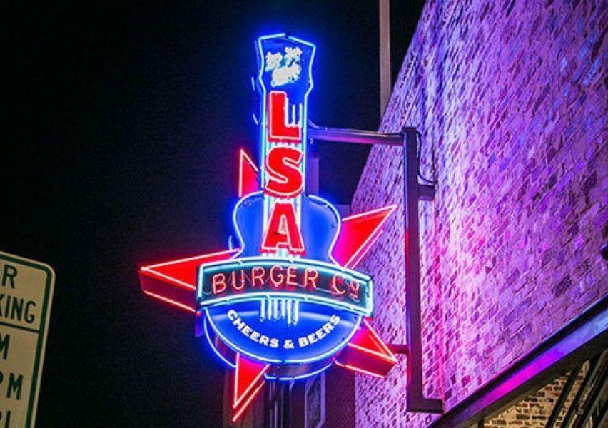 From Music to Sunsets, LSA Burgers Has It All