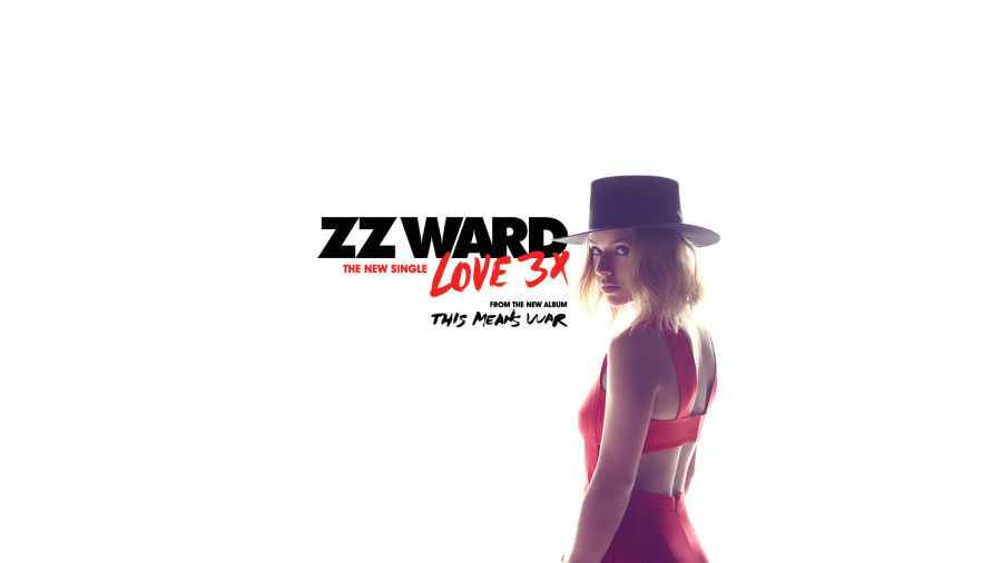 "ZZ Ward's New Single Hits It Off, ""Love 3X"""
