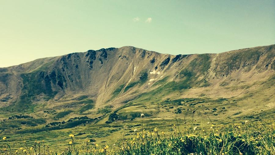 Summer Months Bring A Hiker's Heaven