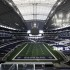 AT&T Stadium sits in silence before one of the Cowboys' games. (Courtesy Photo/Creative Commons)