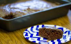 Chocolate Sheet Cake Creates Cravings