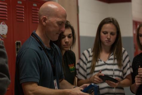 Physics Department Hires New Teacher