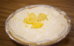 Lemonade Pie Refreshes Palate