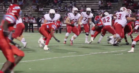 Argyle vs. Dallas Carter 10/24/14