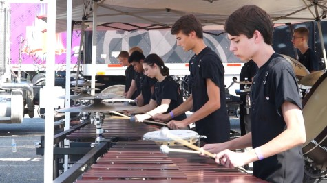 Drum Line Tradition Lives On