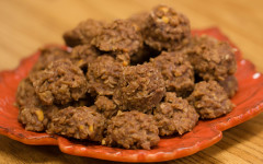 Nutty No-Bake Cookies Satisfy Students