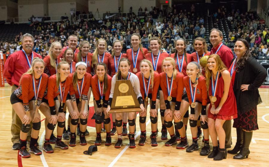 Teammates to Opponents: Volleyball Players Discuss Transition