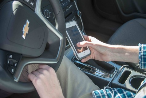 Texting and Driving Campaign Steers Argyle in New Direction