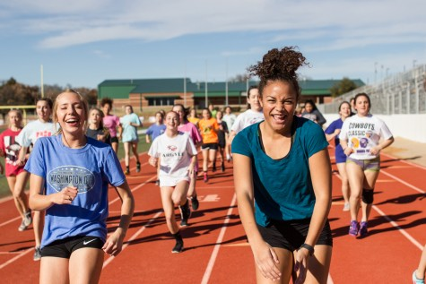New Track Members Look Forward to Upcoming Season