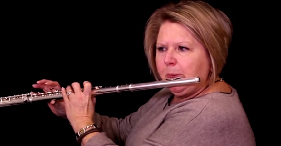 AHS Music Director Plays with 'Dallas Winds'