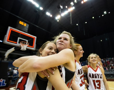 Lady Eagles Storm Alamodome in Semi-finals Against Liberty Hill