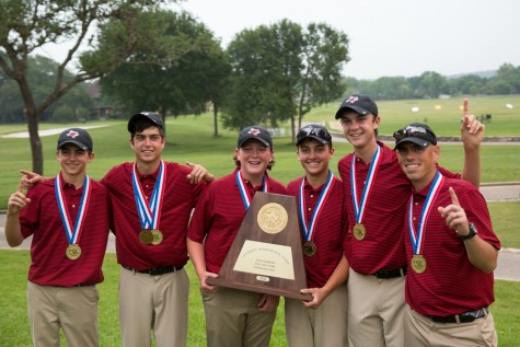 Argyle Boys Golf Wins Their Second State Title in Two Years