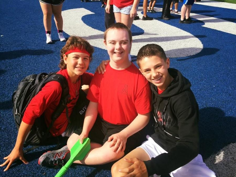 Athletes Excel at Special Olympics Track Meet