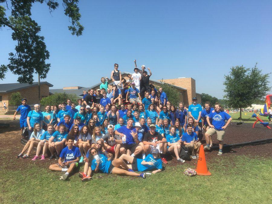 Challenge Day Club Leads Field Day Events at Hilltop