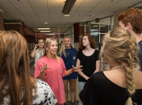 NHS Officers Prepare for New School Year