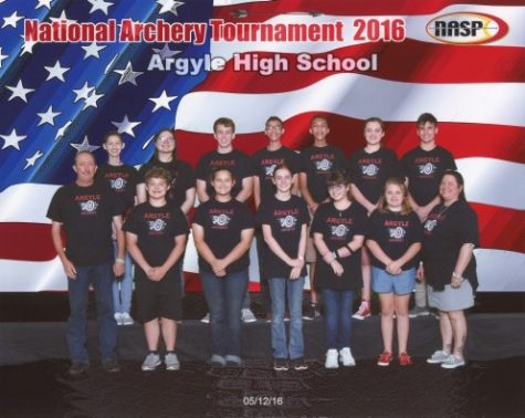 Archery Team Advances to Nationals in Kentucky