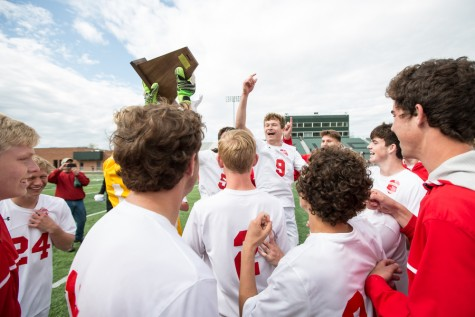 Wrap up of Boys Soccer Season
