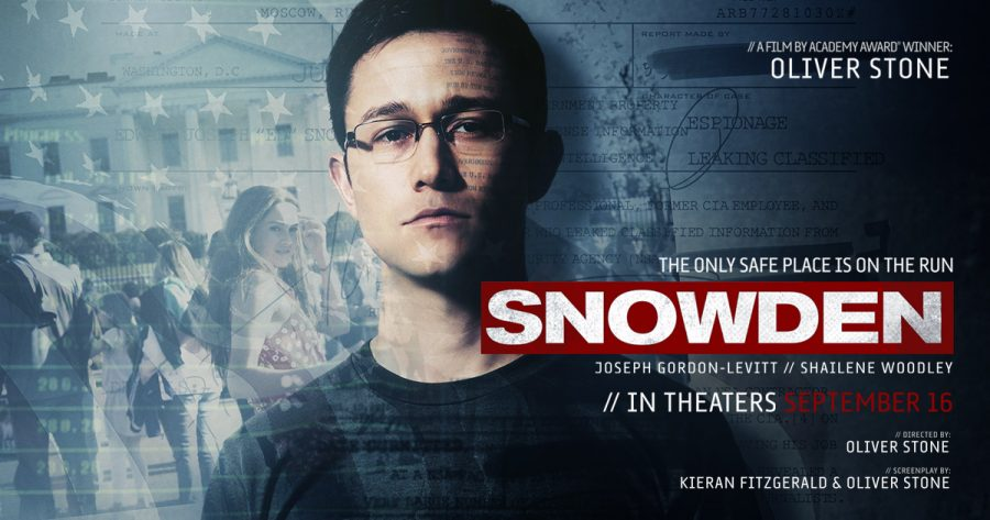 Snowden Entertains But Doesn't Fulfill Expectations